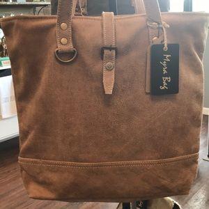 Handbags - Myra Bag **REAL LEATHER**